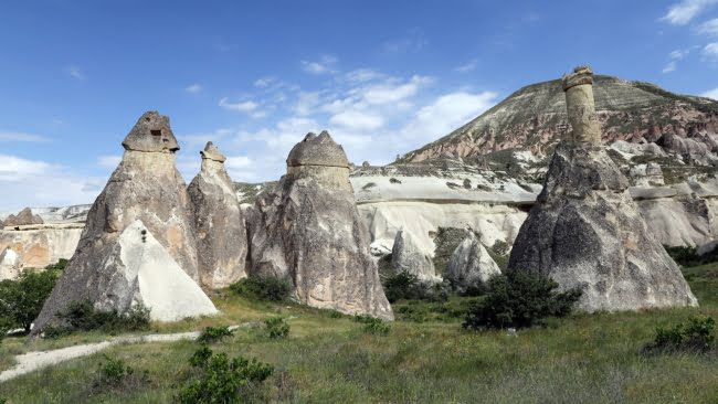 Pasabag Monks Valley, Cappadocia