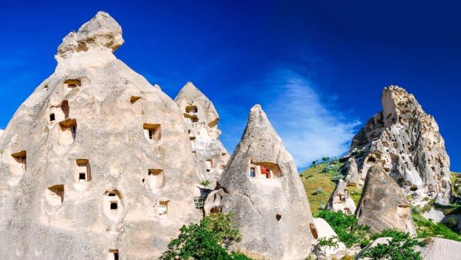 Uchisar Cappadocia